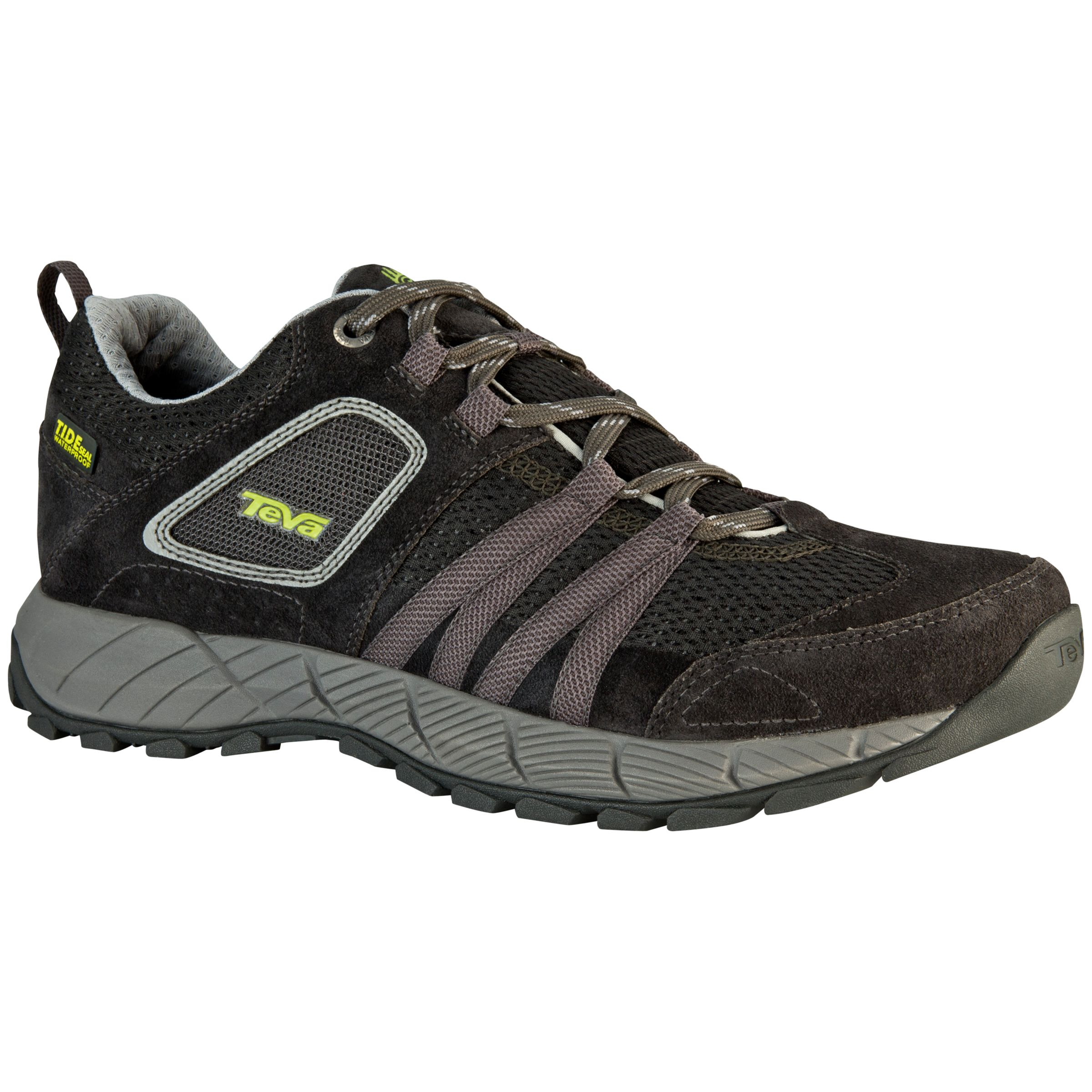 Teva Wapta Men's Waterproof Shoes, Black