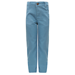 John Lewis Boy Bedford Cord Trousers , Light Blue £14-16