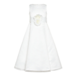 John Lewis Girl Fairy Bridesmaid Dress, Ivory £65-70