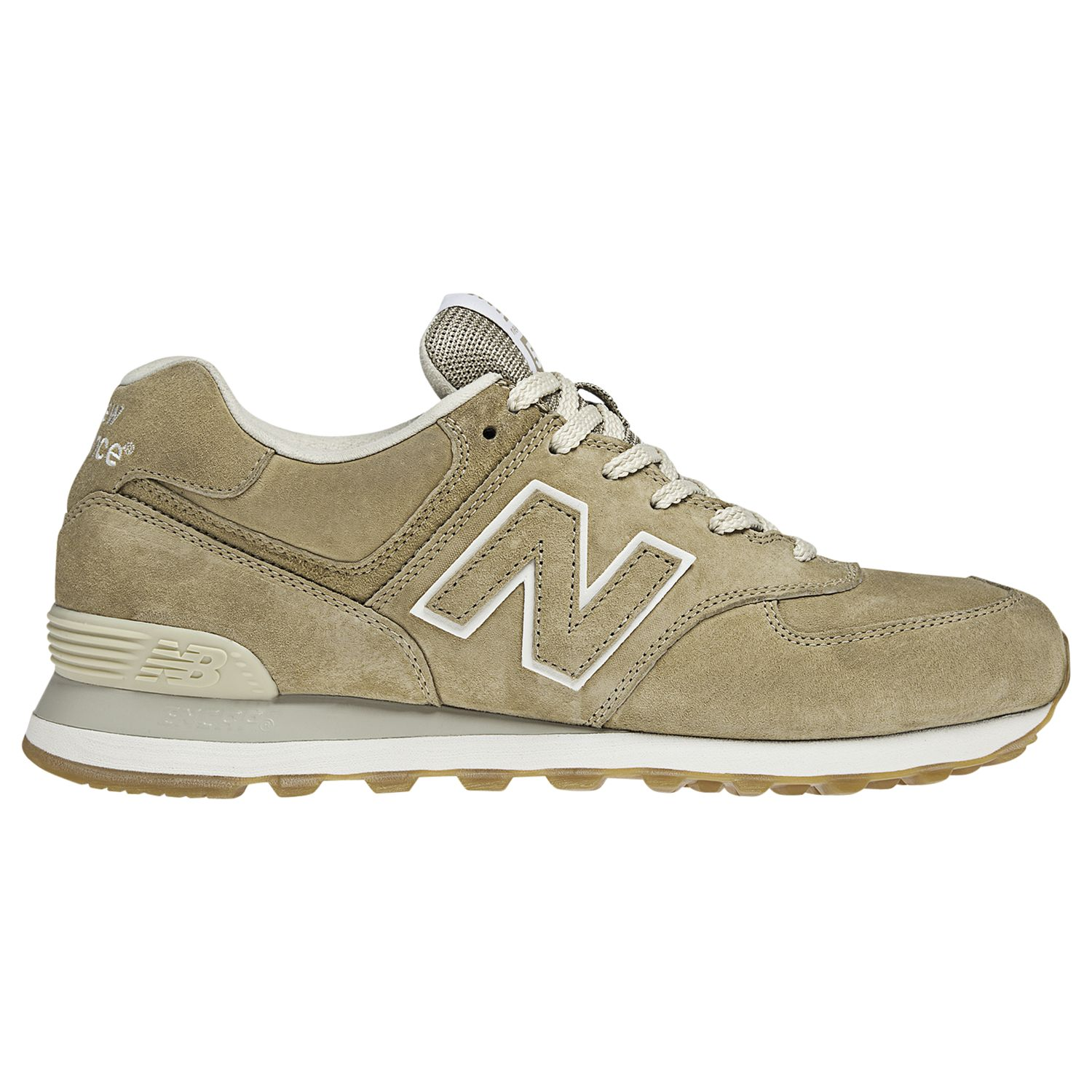 New Balance 574 Trainers, Stone