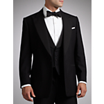 Chester Barrie Dress Suit, Black