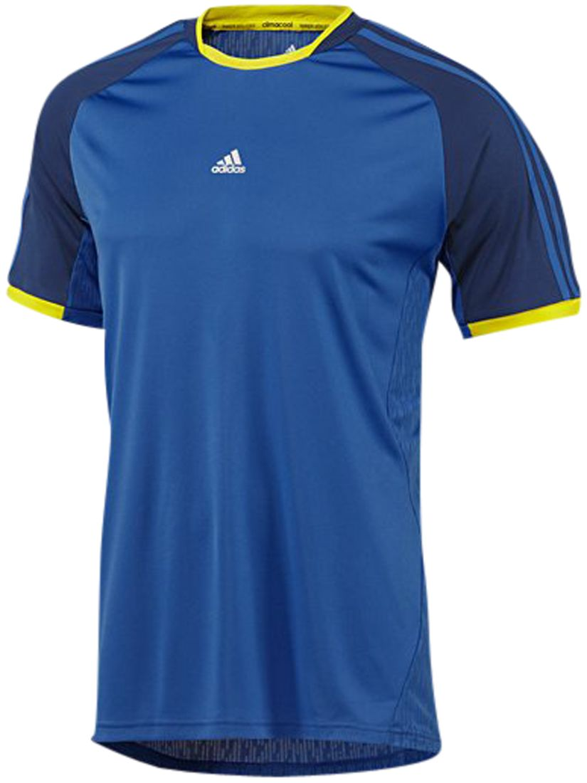 Adidas 365 Core T-Shirt, Prime Blue