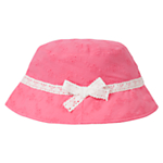 John Lewis Girl Embroidered Fisherman's Hat