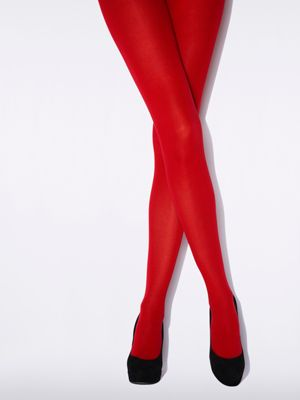 Jonathan Aston Finesse Tights, Red