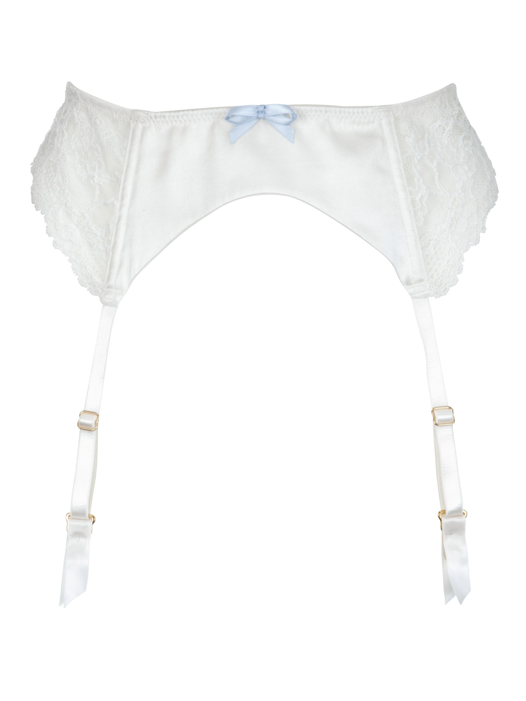 COLLECTION by John Lewis Bridal Lana Suspender Belt, Ivory