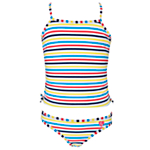 Loved & Found Stripe Tankini, Multi