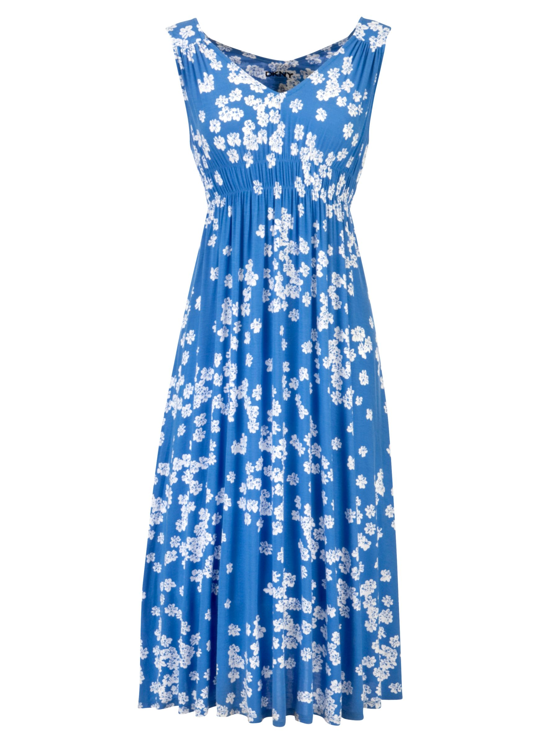 DKNY May Flower Chemise, Baltic