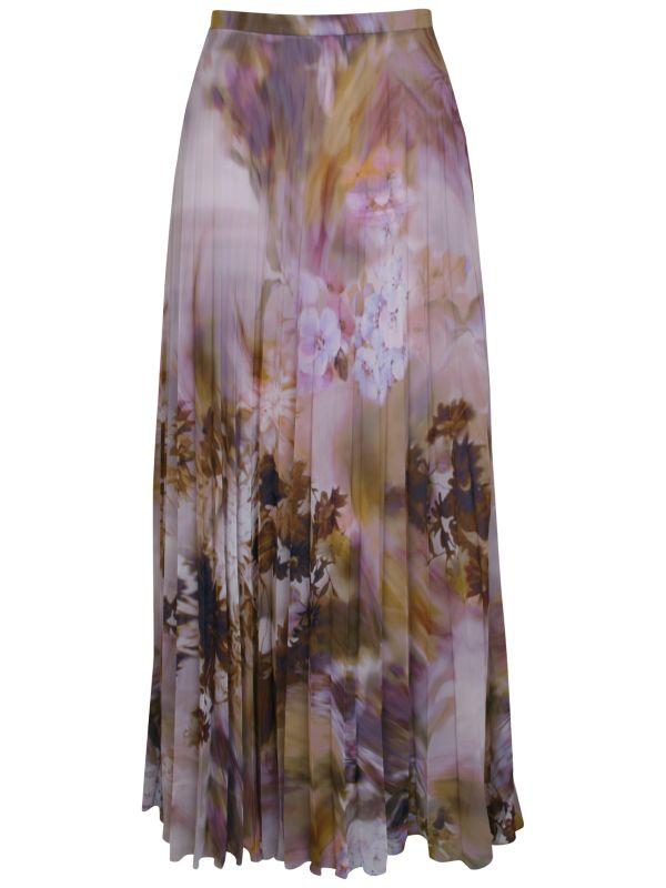 Kaliko Clematis Print Skirt from John Lewis