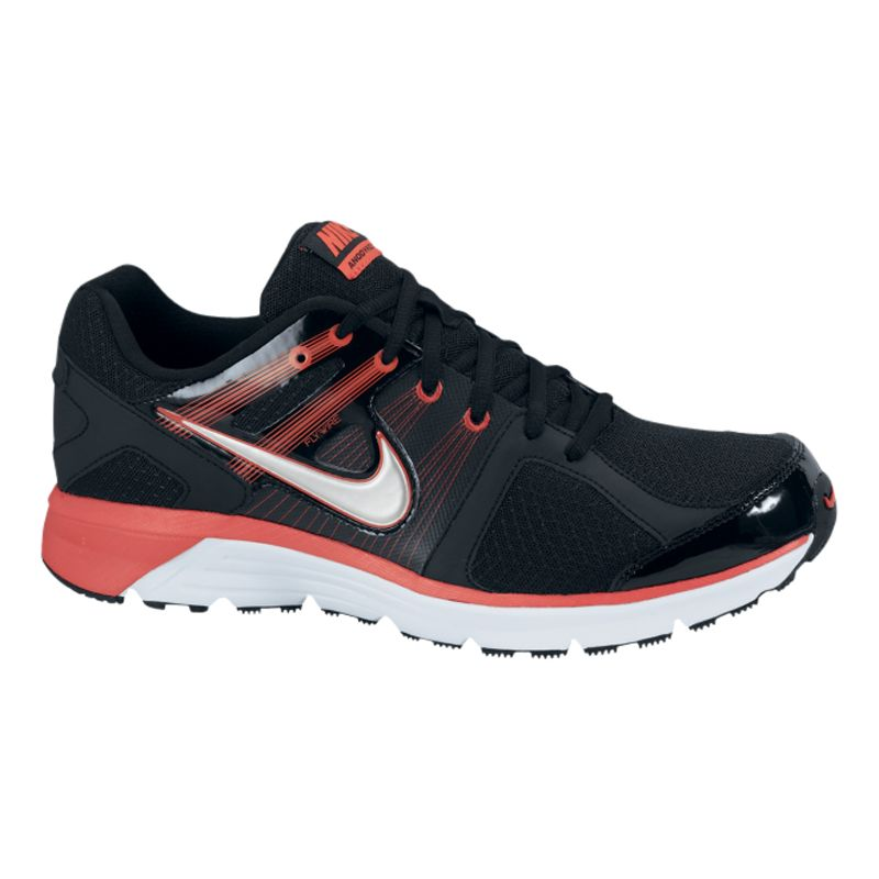 Nike Anodyne Men's Running shoes, Black/Red