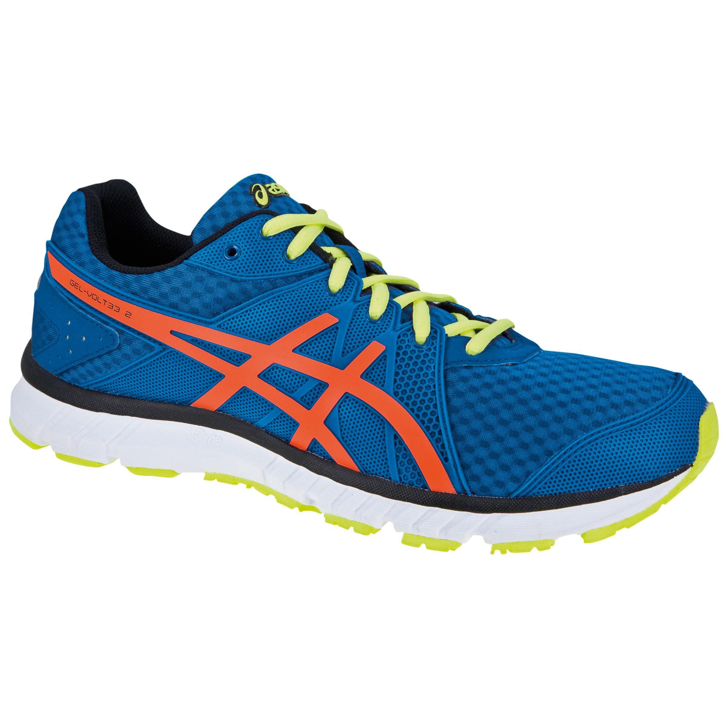 Asics Gel-Volt33 2 Men's Natural Running Shoes, Blue