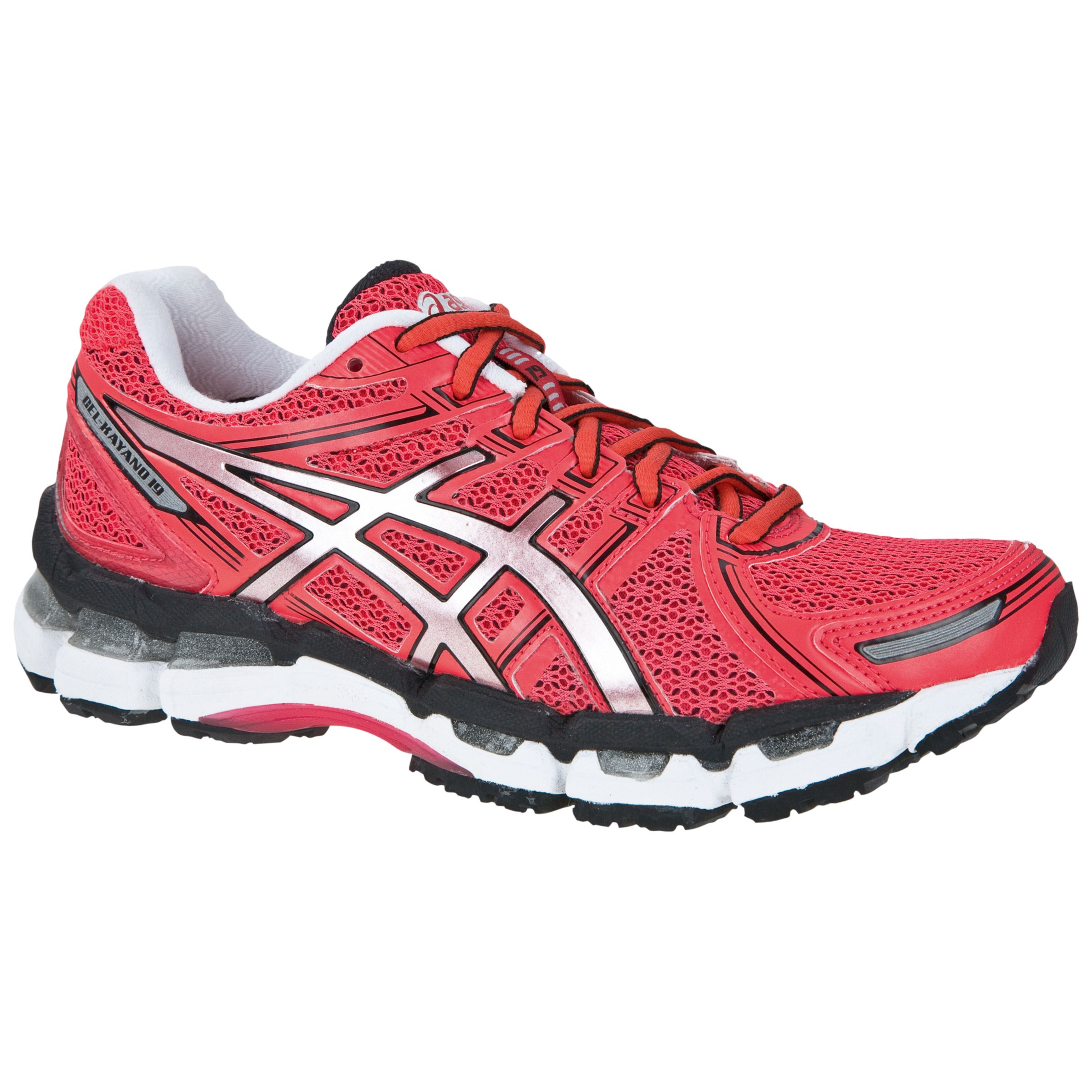 Asics Gel-Kayano 19 Women's Running Shoes, Pink