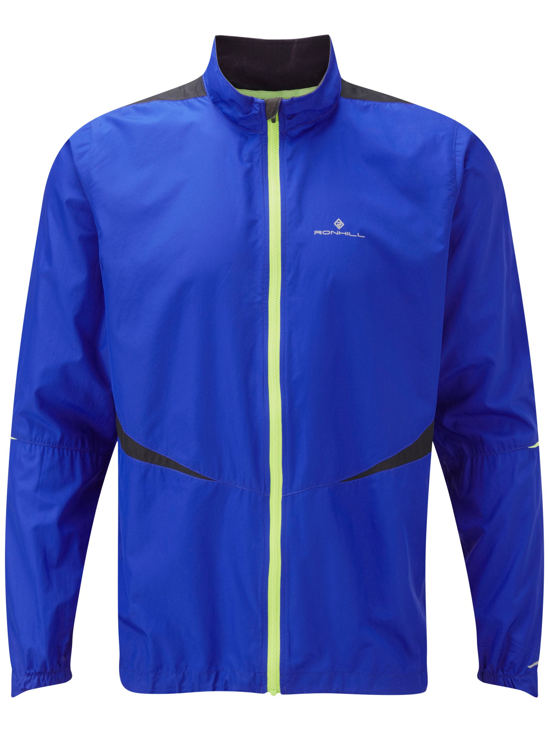 Ronhill Advance Windlite Jacket, Blue/Green