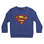 Superman Sweatshirt, Blue