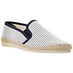 Bertie Feather Printed Espadrilles