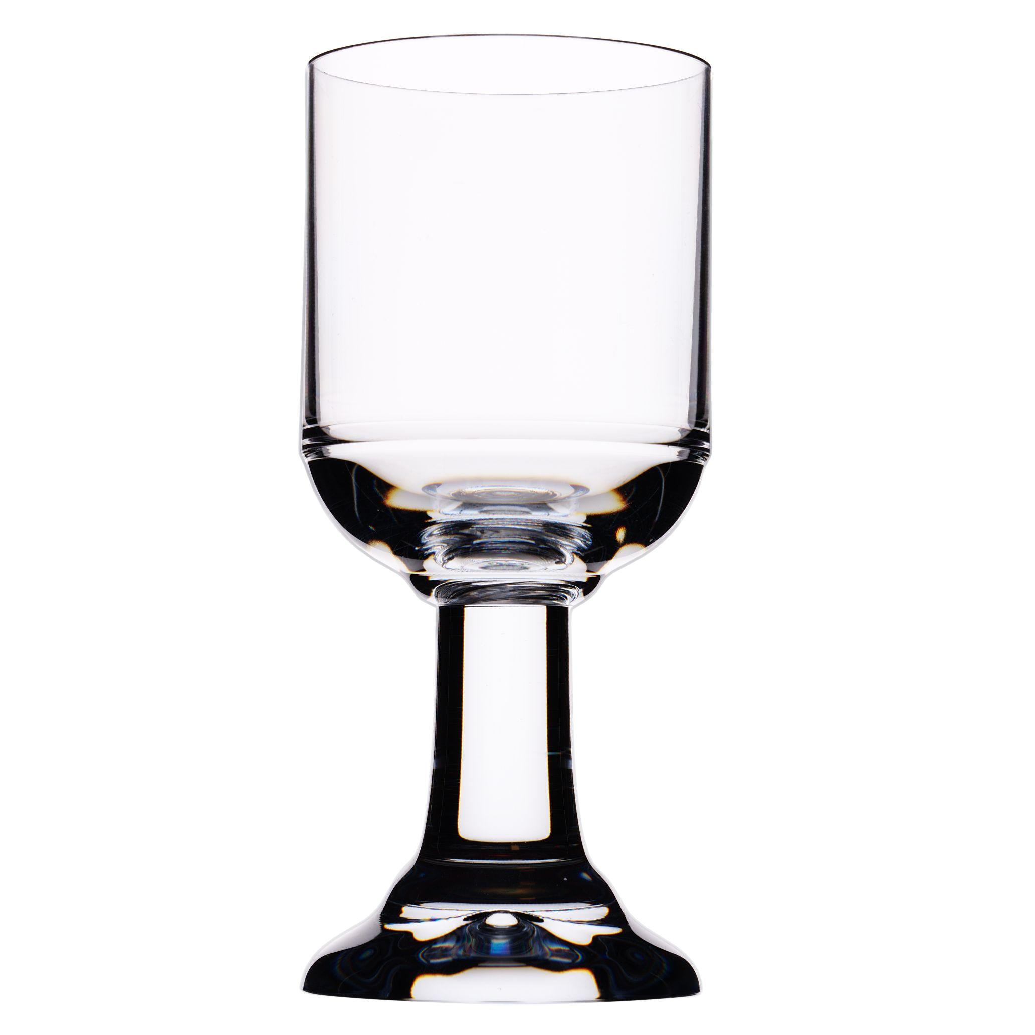Strahl Goblet, Clear