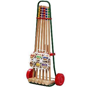 Children's Croquet Set, 6 Player