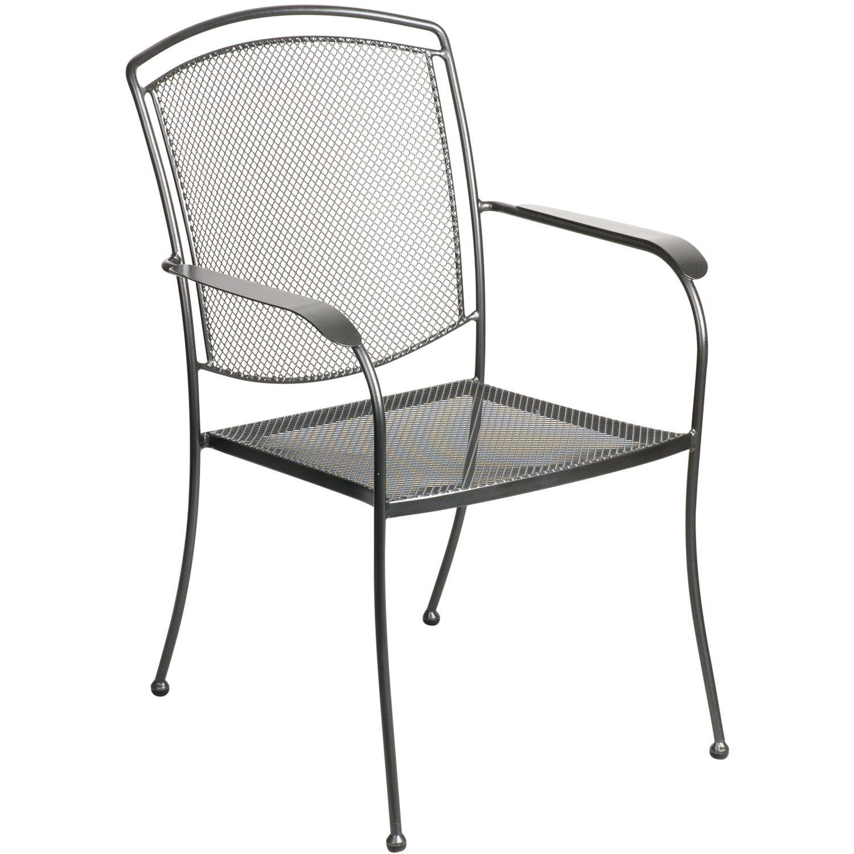 Royal Garden Classic Chair, Wrought Iron