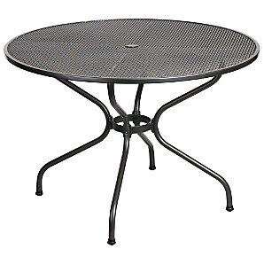 Royal Garden Elegance Circular Garden Table