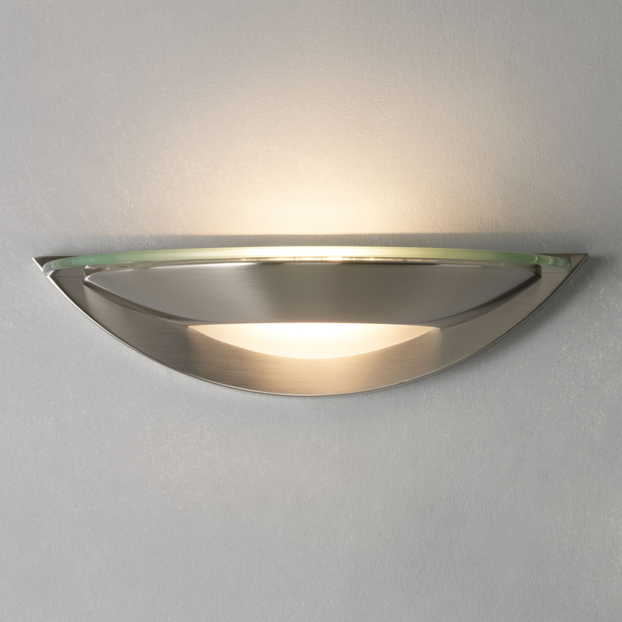 Limbo Wall Light Chrome : Cheap John Lewis Wall Lights - Compare Prices & Read Reviews