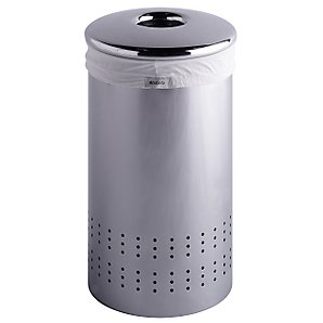 Brabantia Wash Bin, Stainless Steel