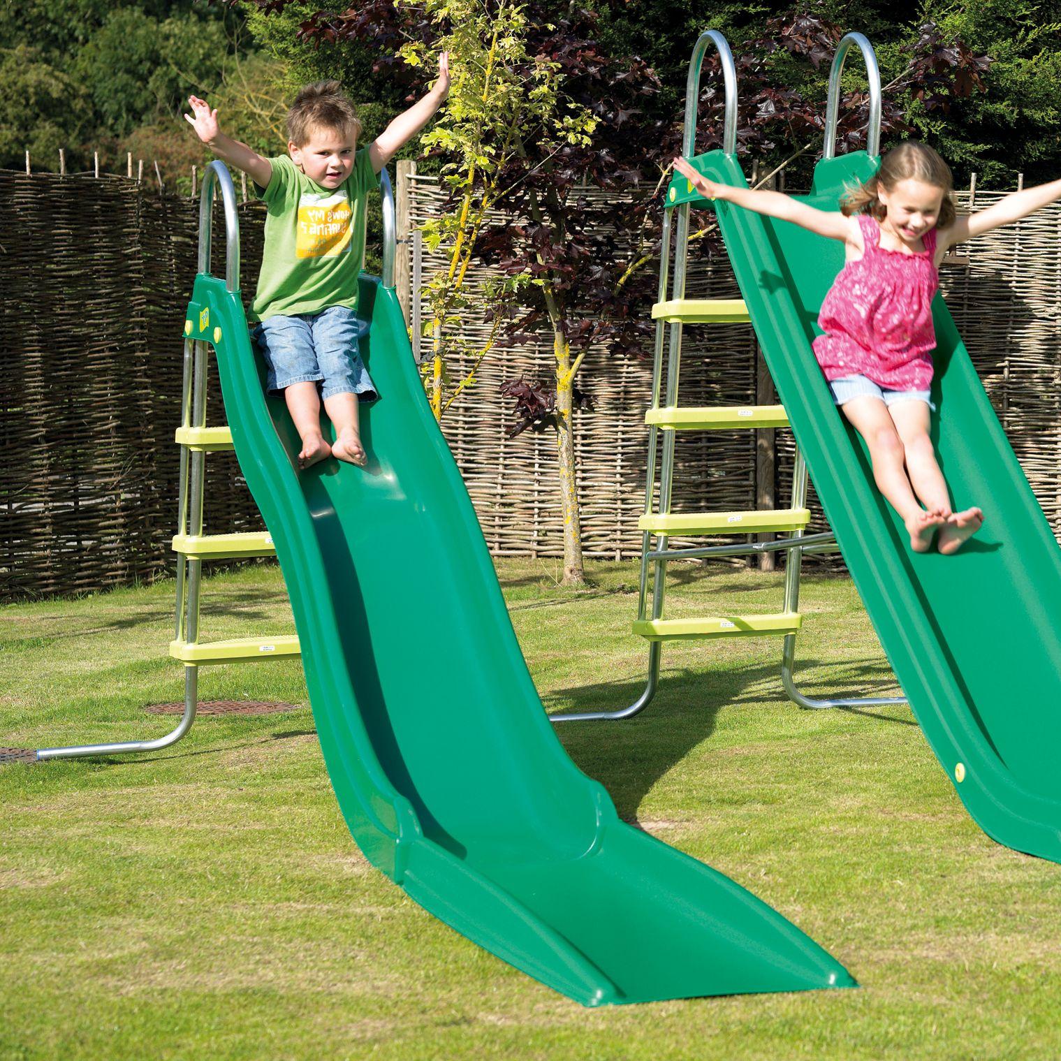 TP969 CrazyWavy Slide Body, 2.5m, Green