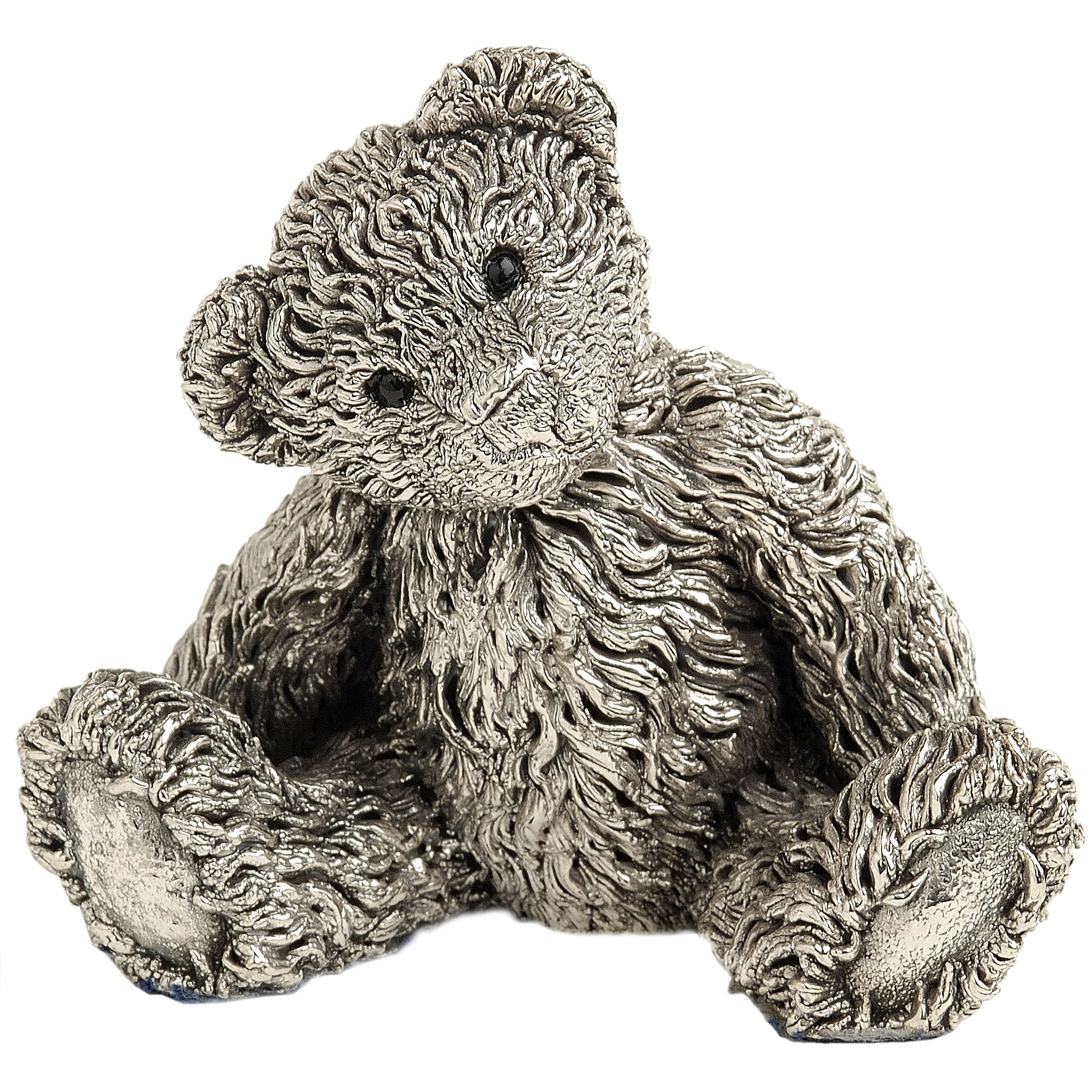 Theodore Bear, Sterling Silver