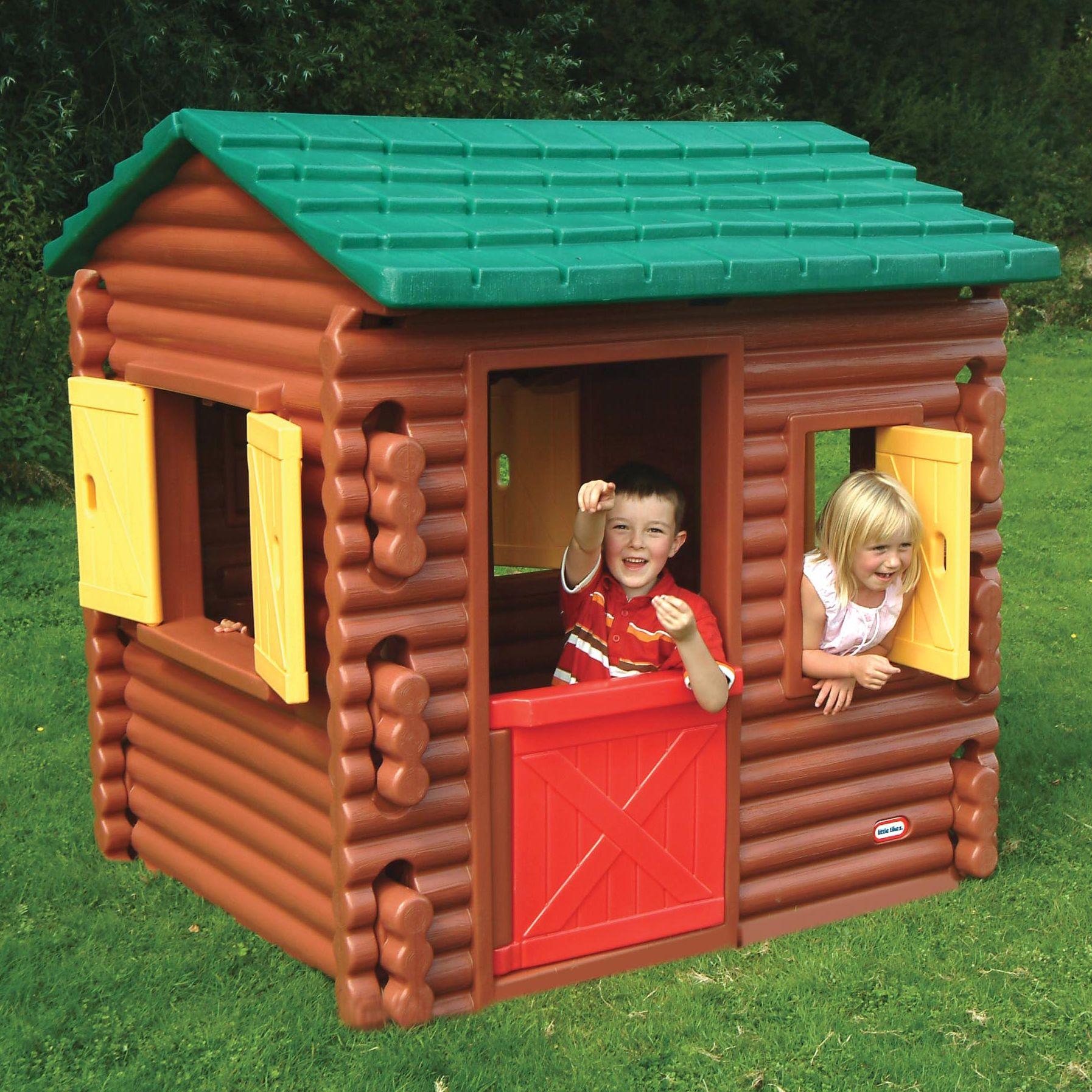 Little Tikes Log Cabin