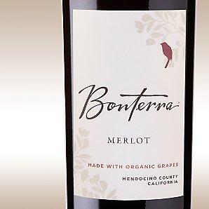 Bonterra Merlot 2005/06 Mendocino County, California, USA