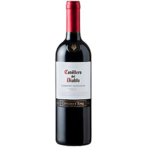 Casillero del Diablo Cabernet Sauvignon 2007 Central Valley, Chile