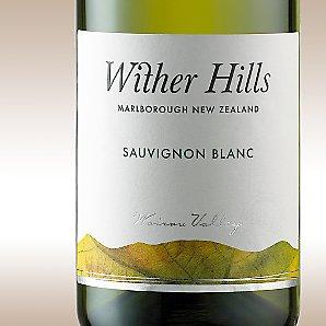 Wither Hills Sauvignon Blanc 2008 Marlborough, New Zealand