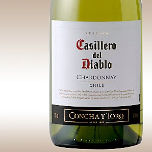 Casillero del Diablo Chardonnay 2007 Casablanca Valley, Chile