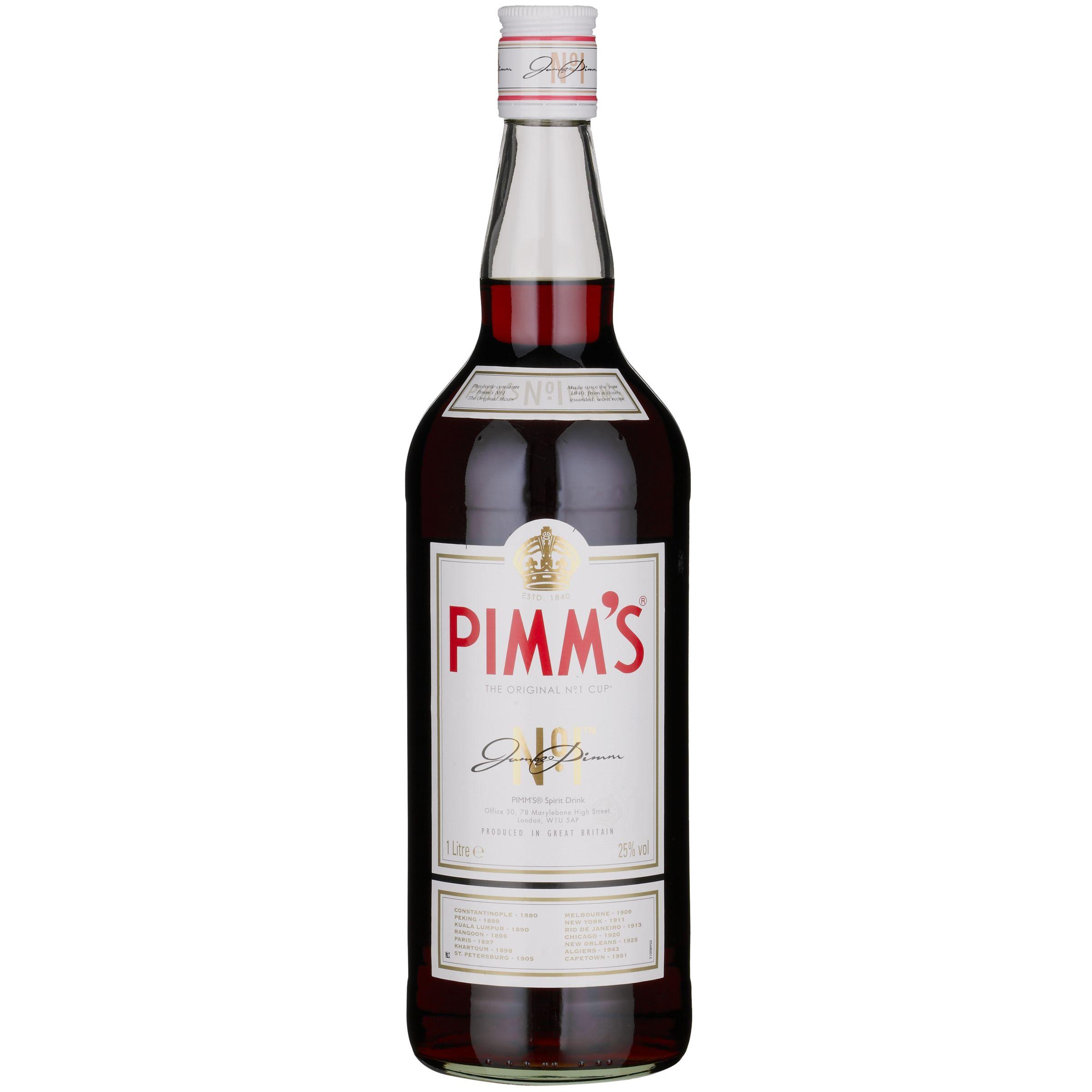Pimm's No.1 at John Lewis