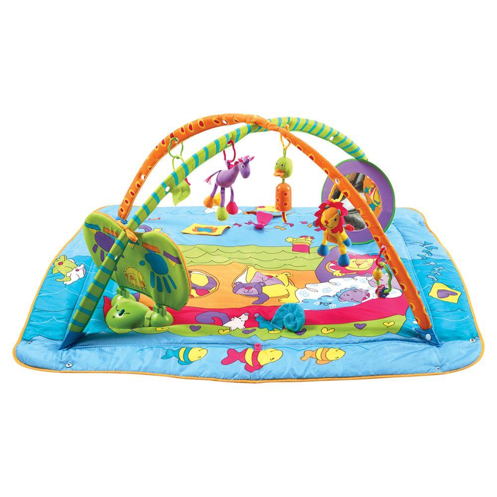Gymini Total Playground