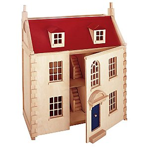 Wooden Doll Houses