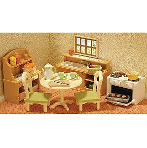 Sylvanian Families Cottage Kitchen
