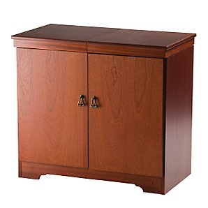 Hostess Trolley, HL6240, Curl Mahogany product image