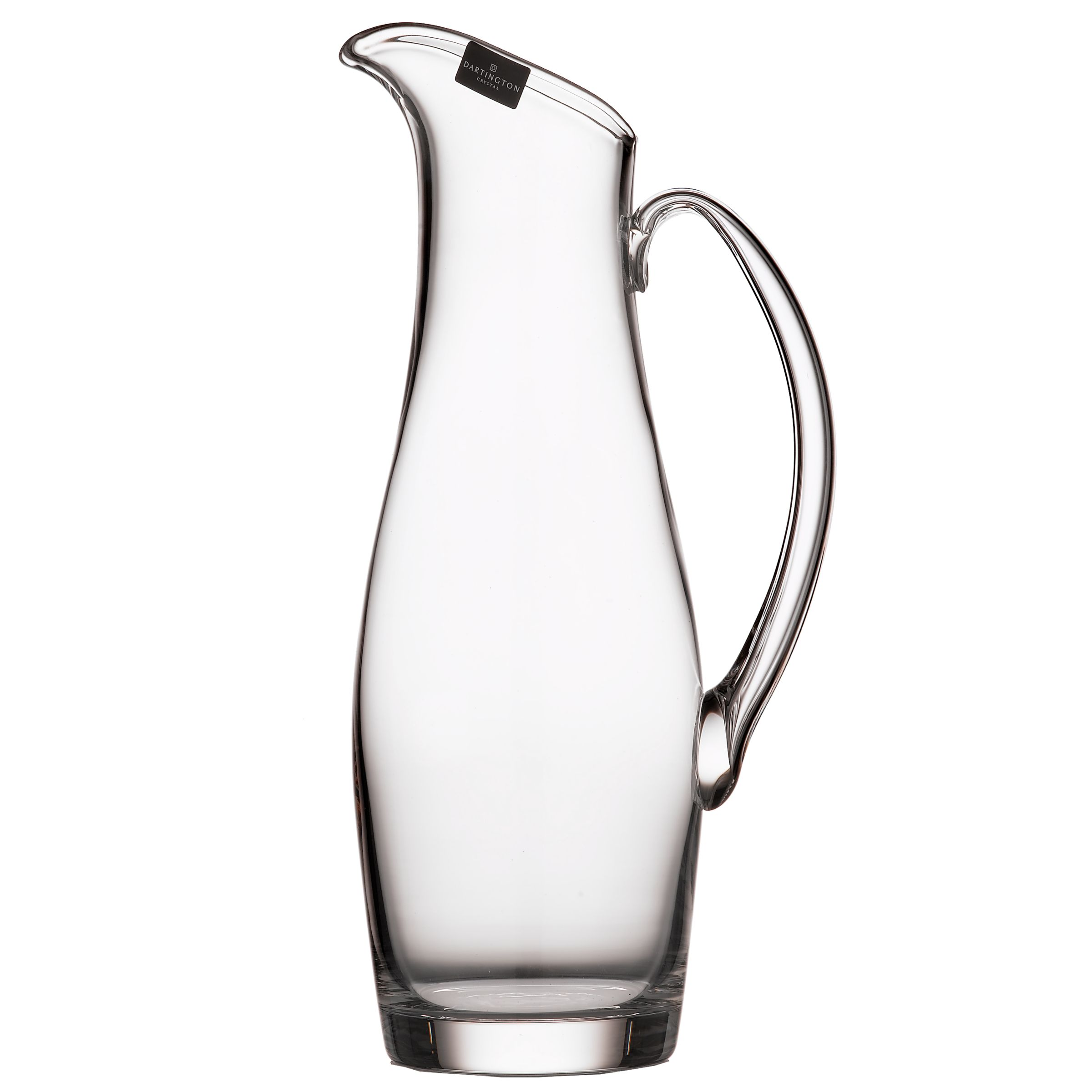 Dartington Crystal Eleanor Jug