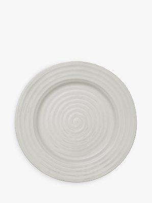 Sophie Conran for Portmeirion Dessert Plate, White, 20.5cm