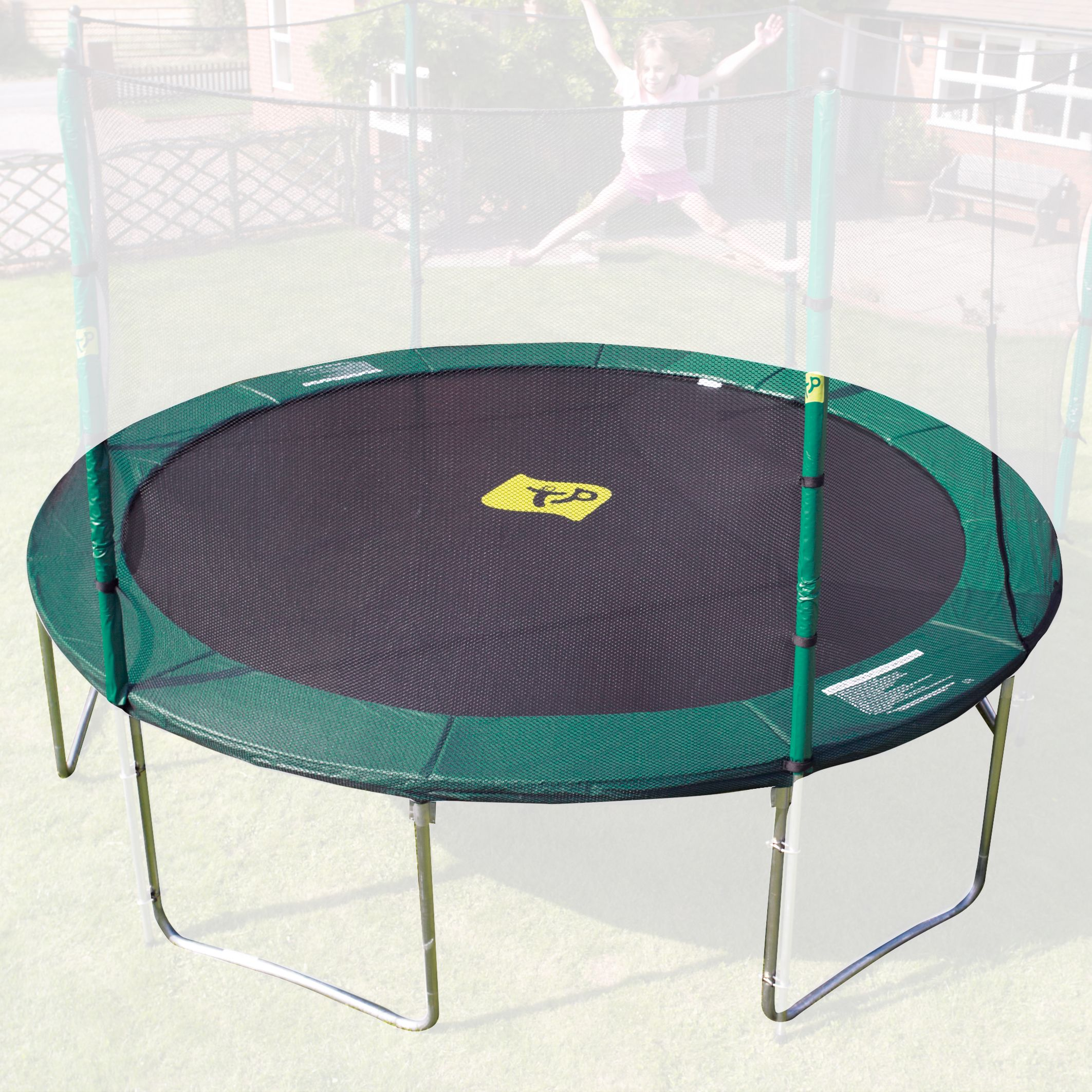 TP278 Capital Trampoline, 10ft