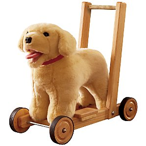 Other Deluxe Wooden Labrador Baby Walker