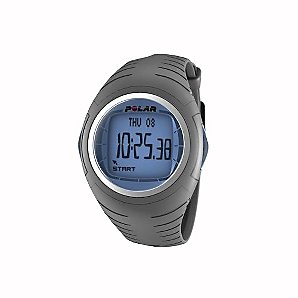 Polar F4 Mens Heart Rate Monitor/Watch, Grey