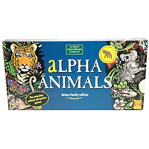Alpha Animals Board Game - CLICK FOR MORE INFORMATION