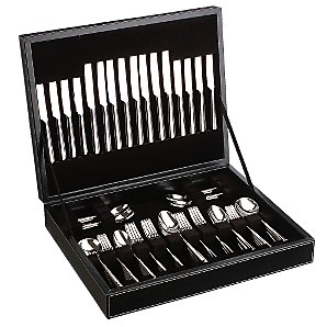 Elia Ovation Canteen, Stainless Steel, 60-Piece