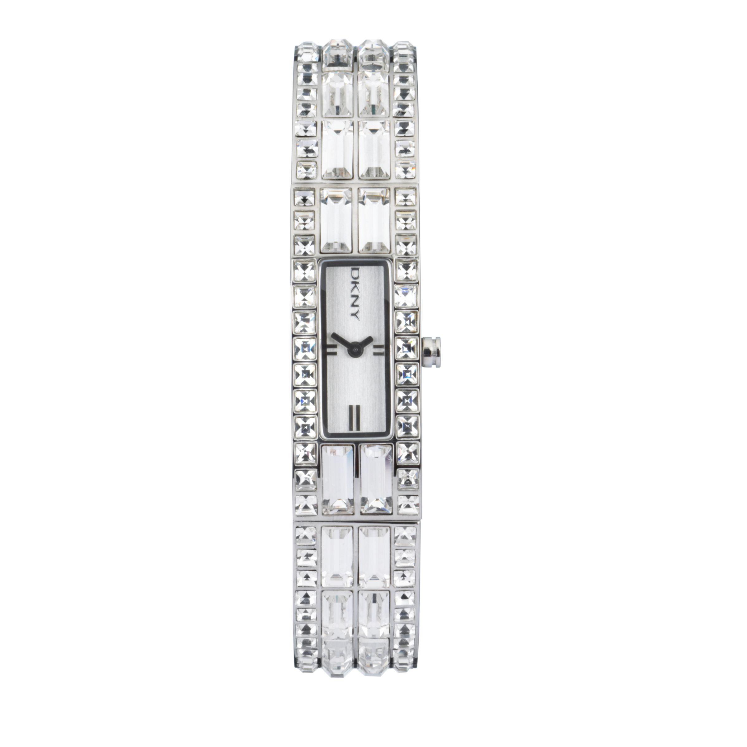 DKNY NY3715 Swarovski Crystal Women