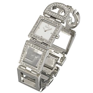 DW0031 Night and Day Women` Watch, Silver