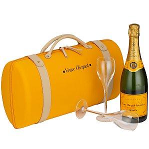 Veuve Clicquot Champagne Traveller Set - John Lewis