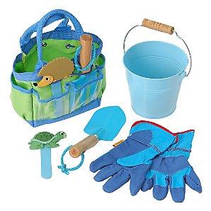 Garden Tool Kit, Blue