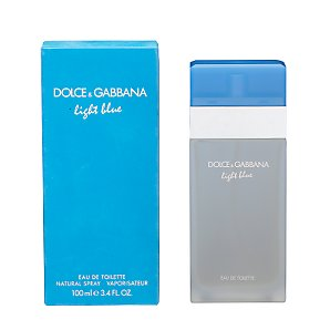d and g Light Blue Eau de Toilette for Women, 50ml product image