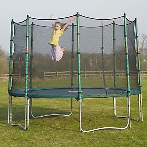 Special Offer TP278 10ft Amsterdam Trampoline and 10ft Bounce Surround
