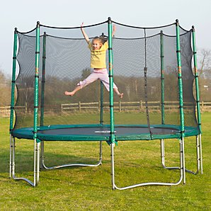 Special Offer TP274 Sovereign 10ft Trampoline and 10ft Bounce Surround